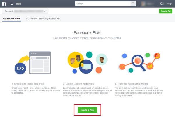 Facebook網站像素如何記錄訪客行為並進行用戶資料比對